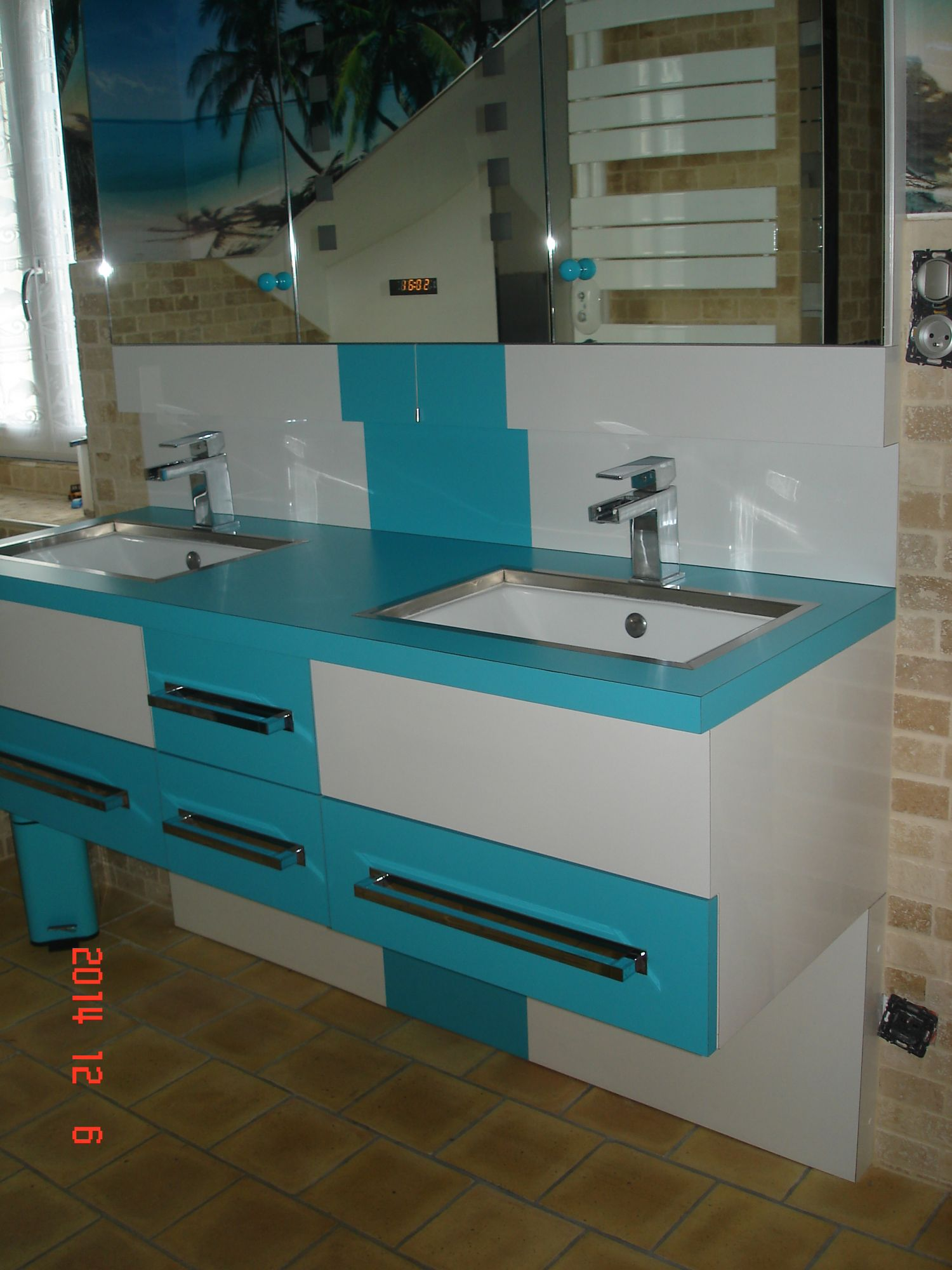 Création de salle de bain à Poitiers